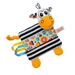 Pluszowa przytulanka Zebra z metkami