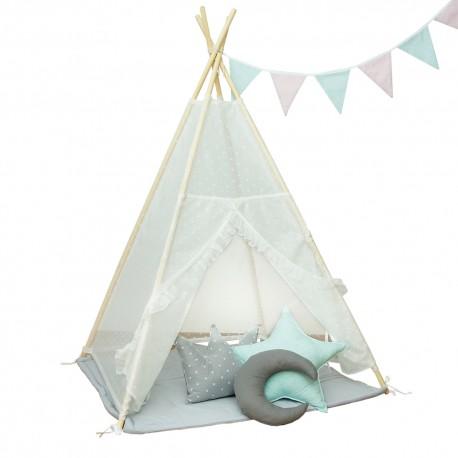 Namiot tipi dla dziecka Koronkowa radość