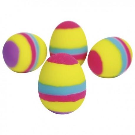 Piłeczka skacząca - kolorowe jajko