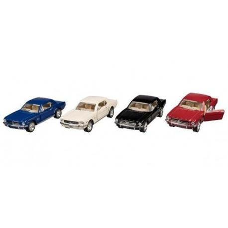 Metalowy model Ford mustang 1964 1/2