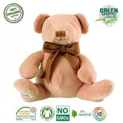 Maud N Lil Cubby the Teddy Soft Organiczny Mięciutki Przyjaciel