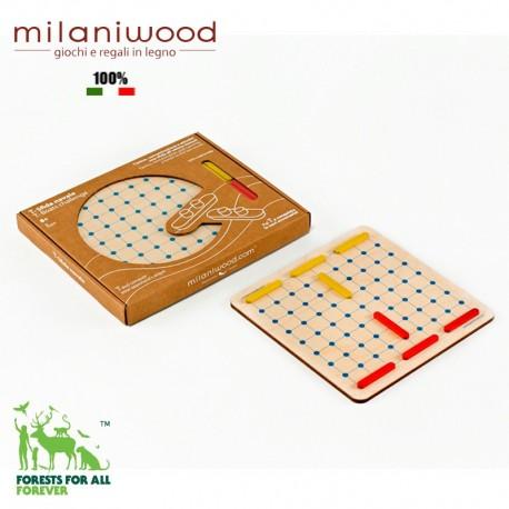 milaniwood t-boats challange