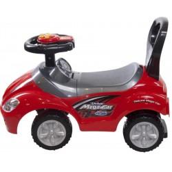 Jeździk Mega car - czerwony
