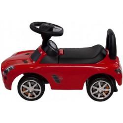 Jeździk Mercedes - czerwony