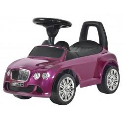 Jeździk Bentley - purpurowe