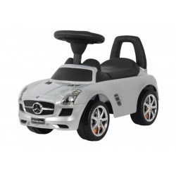 Jeździk Mercedes - srebrny