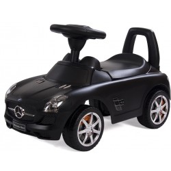 Jeździk Mercedes - czarny