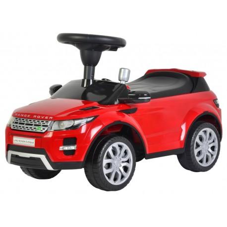 Jeździk Range Rover - czerwony