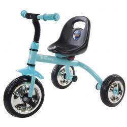 Rowerek trójkołowy Racer - turkusowy