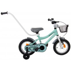 "Rowerek BMX 12"" Junior turkusowy"
