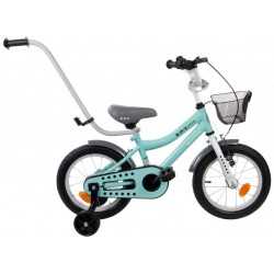 "Rowerek BMX 14"" Junior turkusowy"