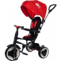 Rowerek trójkołowy Qplay Rito - czerwony