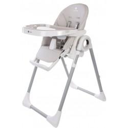 Krzesełko do karmienia Fidi szare