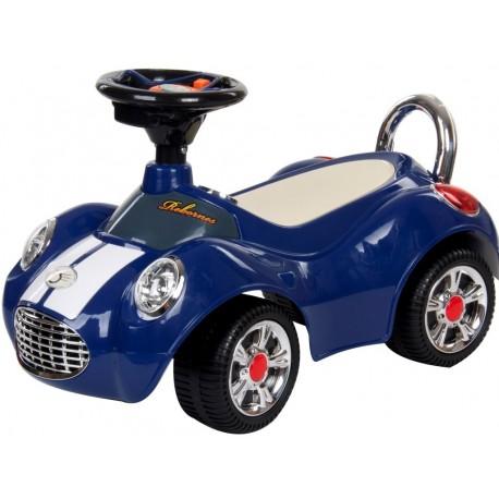Jeździk Cobra - niebieski