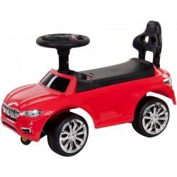 Jeździk Ranger - czerwony