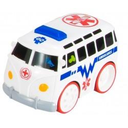 Interaktywny ambulans z odgłosem silnika