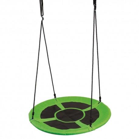 Huśtawka zielone gniazdo 150 kg z CE