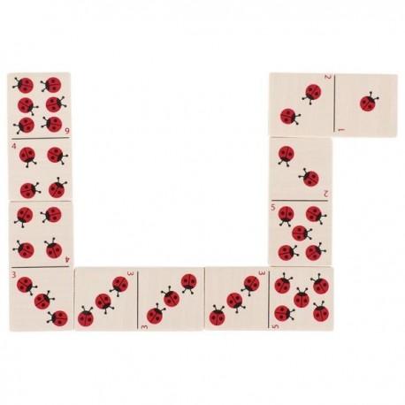 Domino biedronki