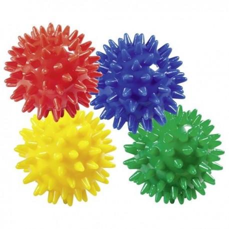Piłki kolczaste - zestaw 12 sztuk ( HURT)
