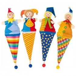 Marionetki cyrkowe zestaw