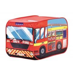 Namiot wóz strażacki