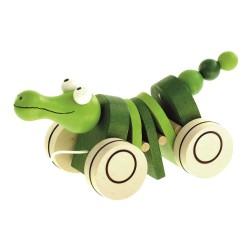 Krokodyl do ciągnięcia