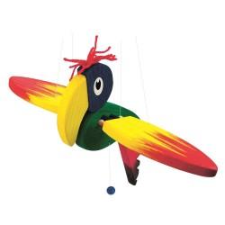 Bino mała papuga