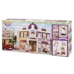 Sylvanian Families Town Series Zestaw na prezent - elegancki dom towarowy