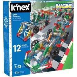 K'nex Imagine samochody