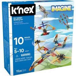 K'nex Imagine pojazdy latające - zestaw konstrukcyjny