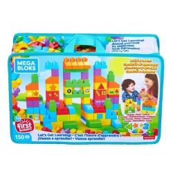 """Mega Bloks Klocki Torba 150 elementów """"Czas na naukę"""""""