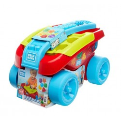 Mega Bloks Wózek - Sorter kształtów