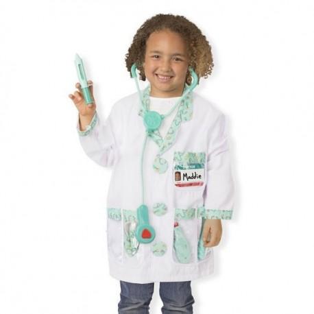 Przebranie lekarz - zestaw do zabawy