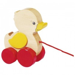 Zabawka do ciągnięcia – Kaczuszka Ela