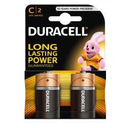 Duracell Basic C 1,5V baterie alkaliczne