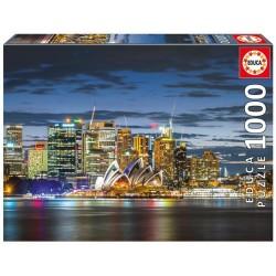 Puzzle Zmierzch nad Sydney 1000 el.