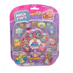 MojiPops Blister 8 pack Glitter Figurki