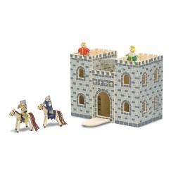 Zamek z figurkami