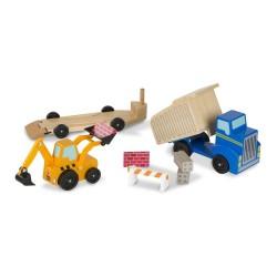 Pojazdy budowy zestaw