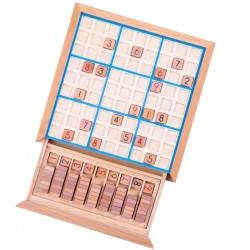 Gra Sudoku z szufladą