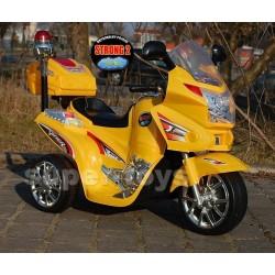 DUŻY MOTOR, MOTOREK YLQ Z MP 3+PILOT STRONG/3288