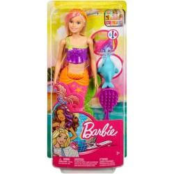 Barbie Zaczarowana Syrena