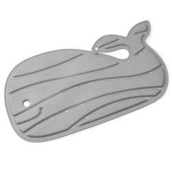 Mata do wanny Wieloryb MOBY Grey
