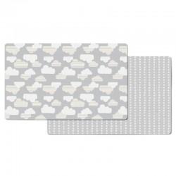 SKIP HOP - Dwustronny dywan piankowy Chmurka
