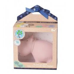 Tikiri - Gryzak zabawka Hipopotam Zoo w pudełku