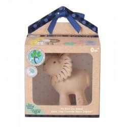 Tikiri - Gryzak zabawka Lew Zoo w pudełku